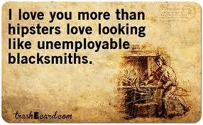 more ihpster love