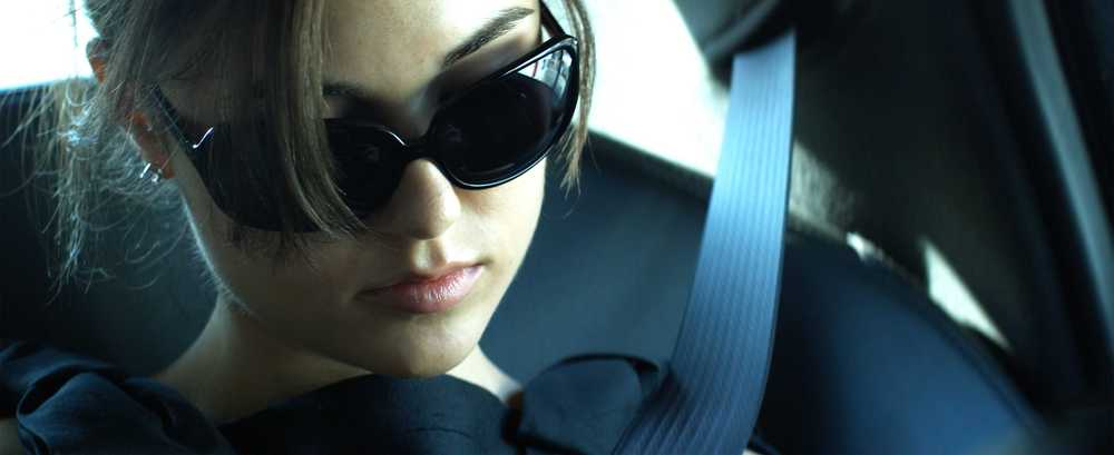 Real-life porn star Sasha Grey in 2009 The Girlfriend Experience. (Image)