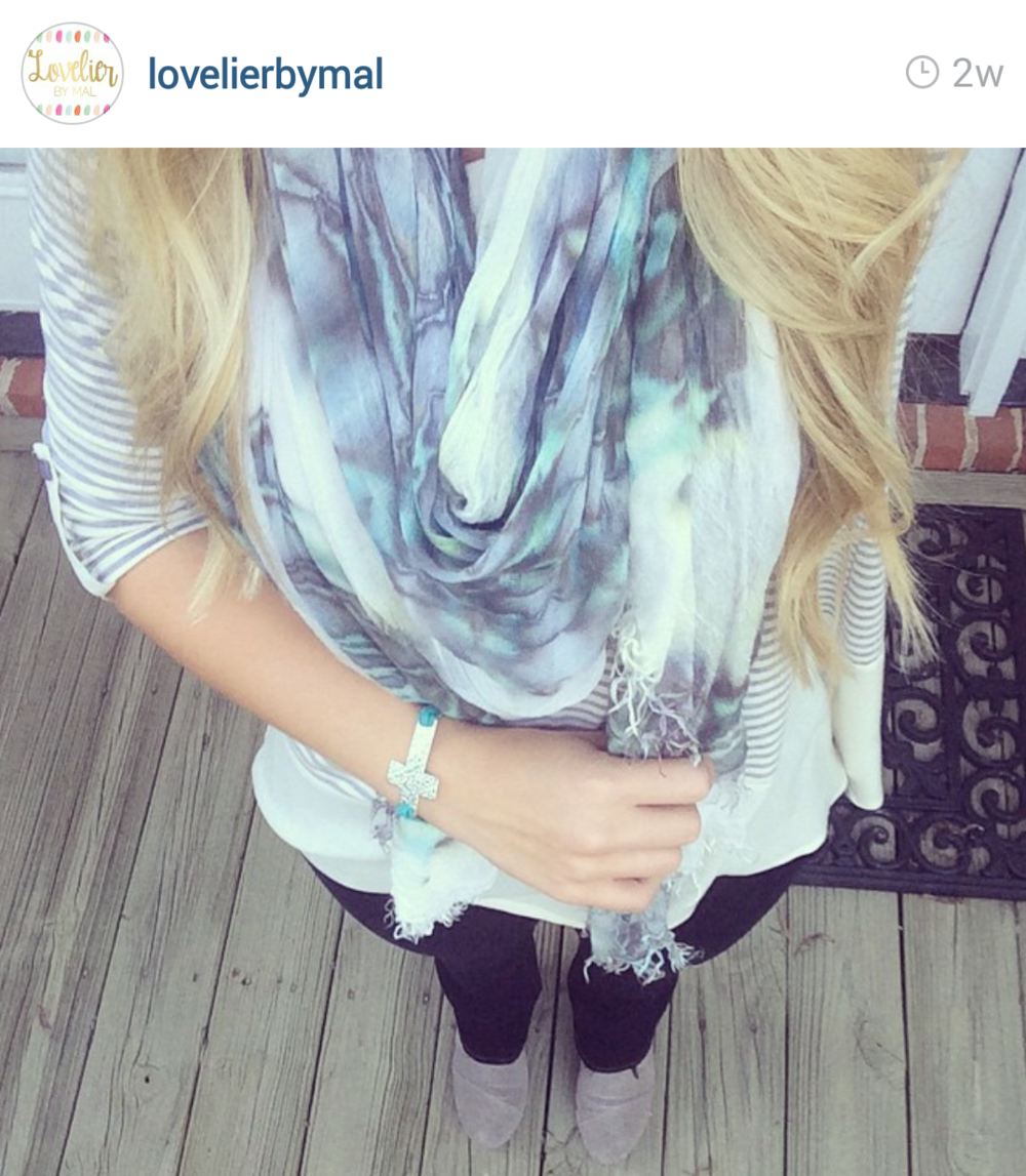 Lovelierbymal wearing our grey striped casual shirt. A cute and casual outfit anybody could wear any day of the week.