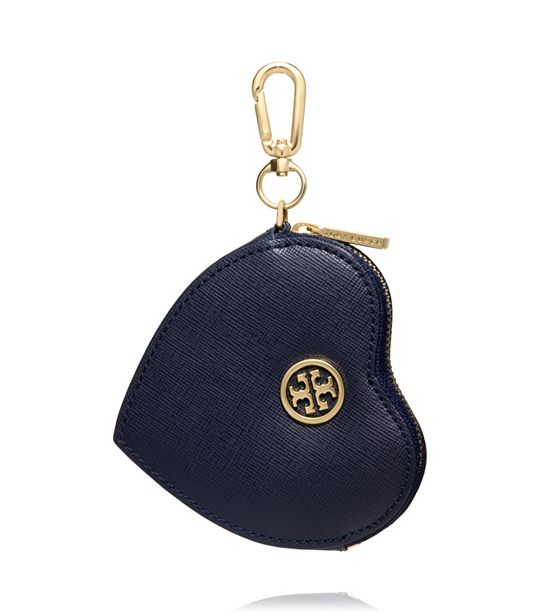 Tory Burch Coin Case Keyfob