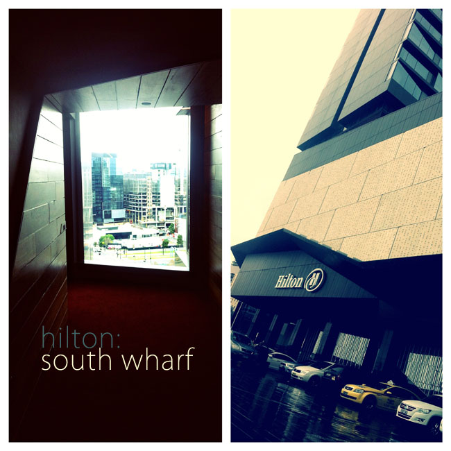 Hilton South Wharf