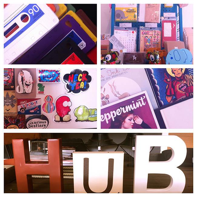 Hudson's Hub