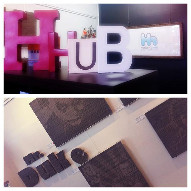 Hudsons Hub Mr Duke