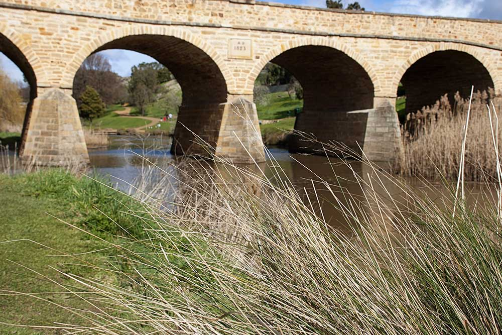 The famous Richmond Bridge