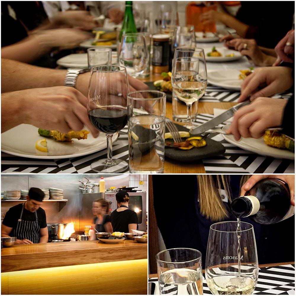 Food fossickers tour petit pixel design for Fine design kitchens bendigo