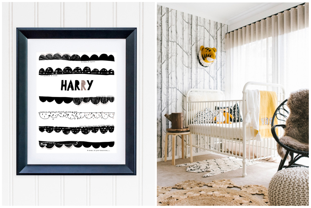 Nursery photography by  Karina Jade Photography  shared by  Tiny Tribe Magazine