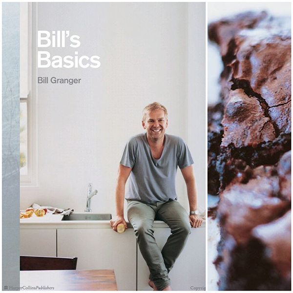 Brownies from Bill's Basics...