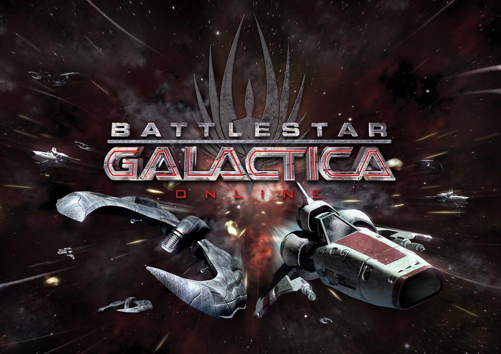 Key Poster bilde for Battlestar Galactica