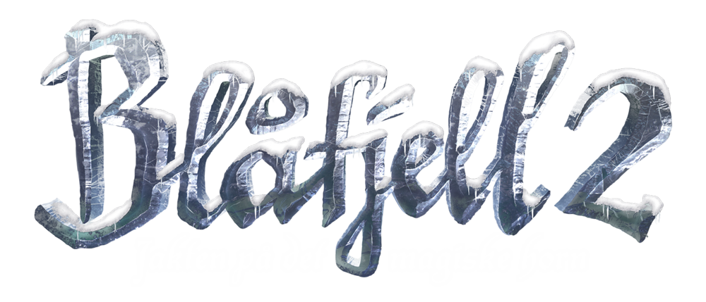 Blåfjell Film Logo