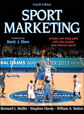 No really, he wrote the book on Sports Marketing. Still relevant from 1983 and now in it's 4th edition.