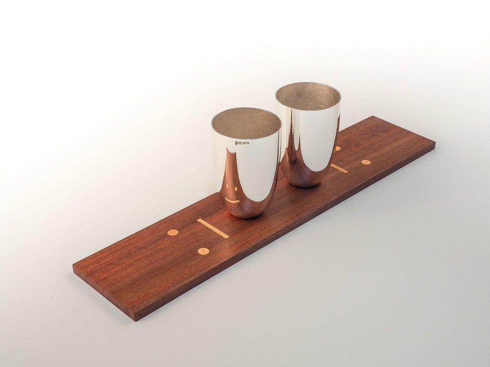 :) Sake Cups
