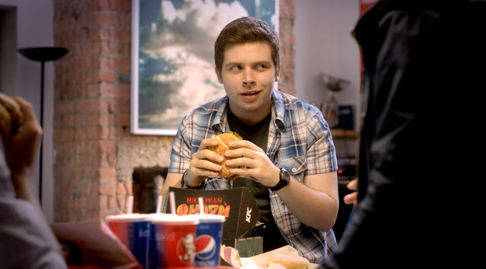 KFC 'Spicy Nacho' - Directed by David Lodge @ RSA Films for BBH London