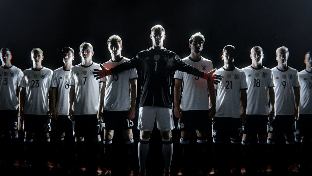 Adidas 'Our pitch our rules' - directed by ben strebel @ caviar for iris worldwide