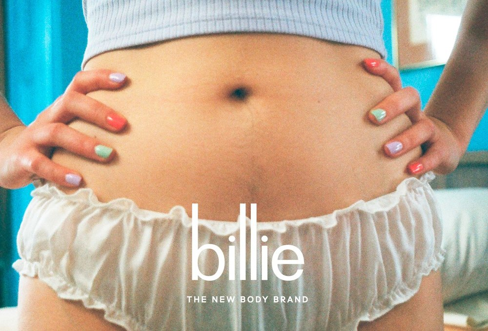 Billie - project body hair - directed by Ashley armitage