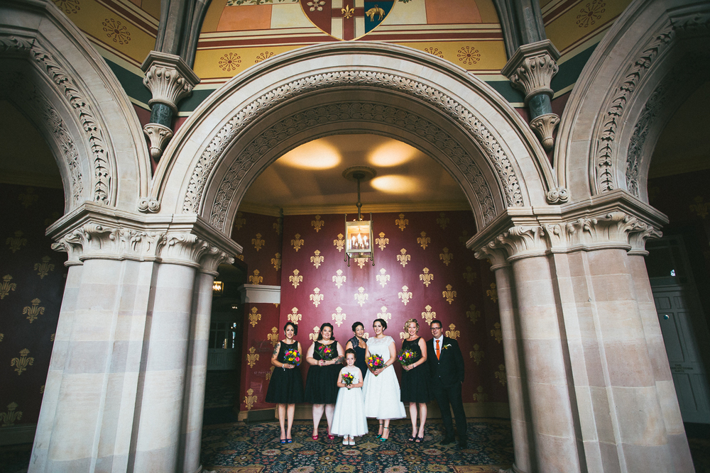vintage style wedding, classic London wedding, London wedding photographer