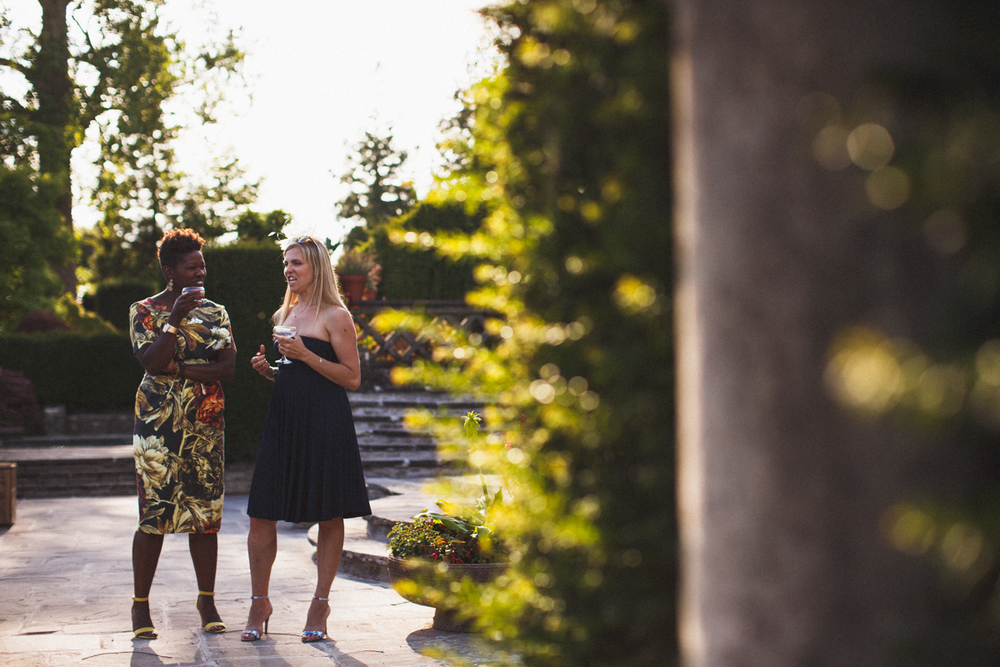 candid wedding photos, Dyffryn Gardens