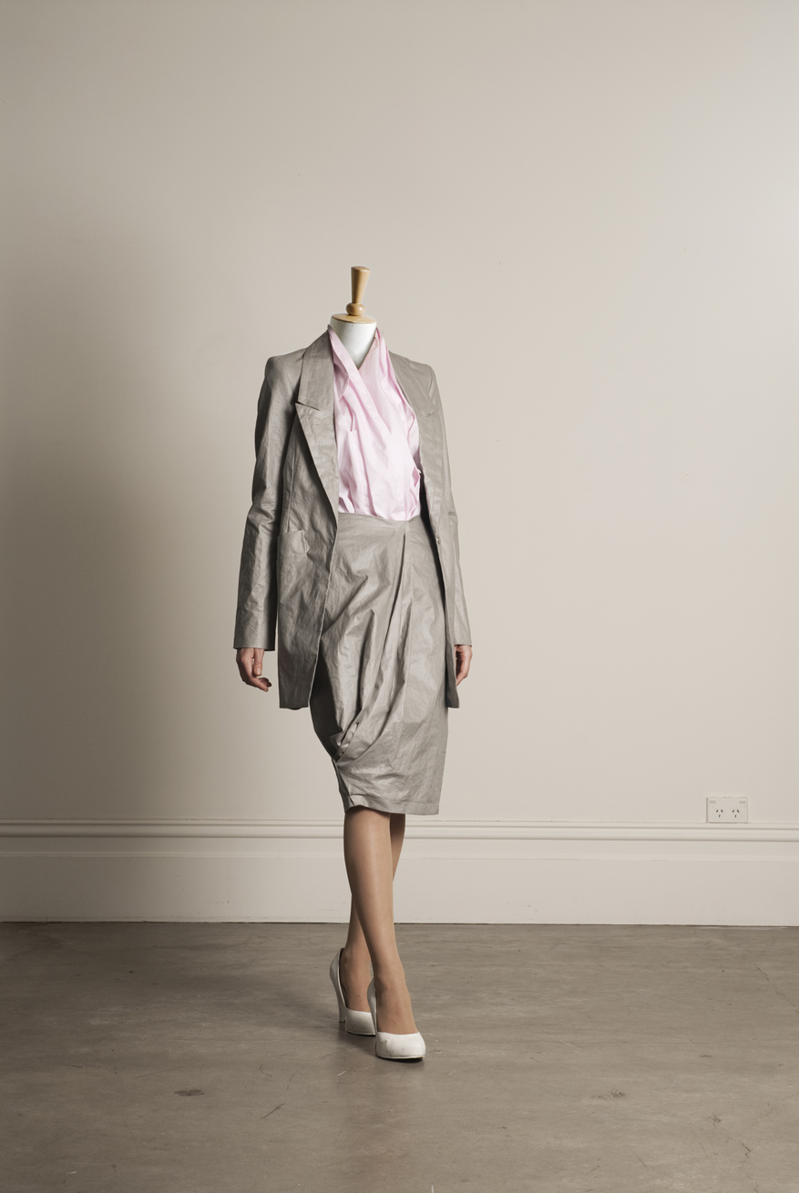 Grey Boaters Skirt Suit.jpg