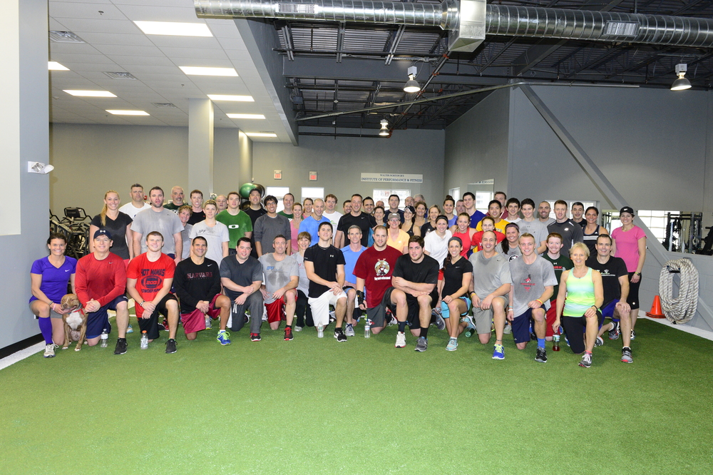 Our latest MSPCA workout was a huge success!