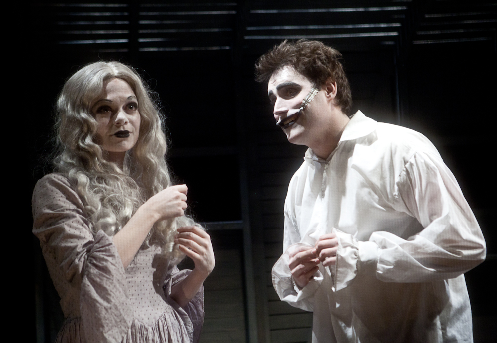 The Man Who Laughs featuring Molly O'Neill and Dave Droxler Photo credit Carrie Leonard.jpg