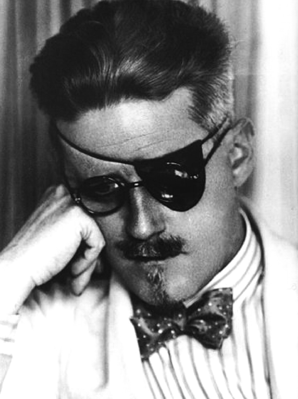 Posts about James Joyce are to be illustrated only with this picture.