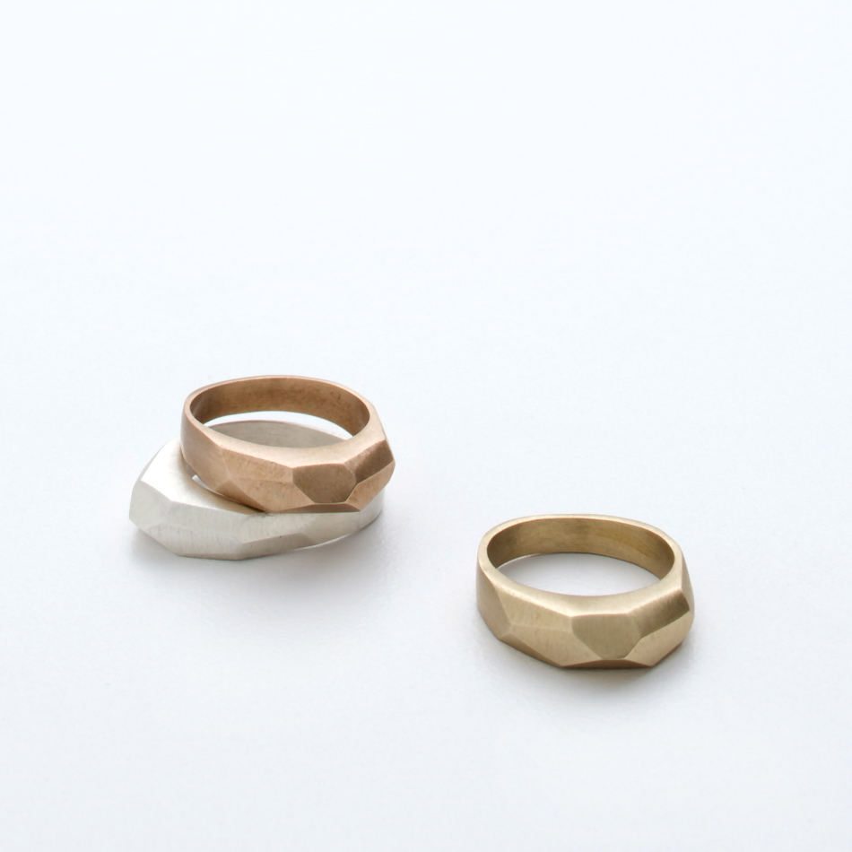 Arcadia Rings | Portland, Oregon | BluHour Jewelry