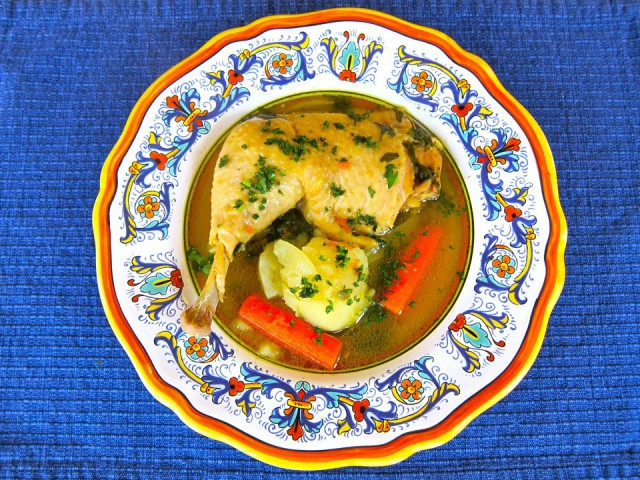 Yemenite High Holiday Soup