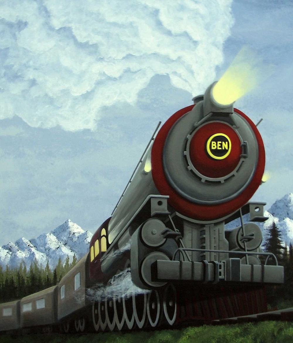 ben's train
