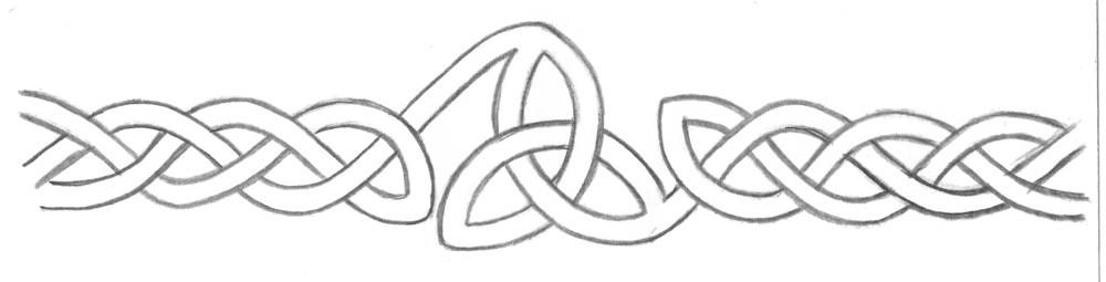 triquetra band