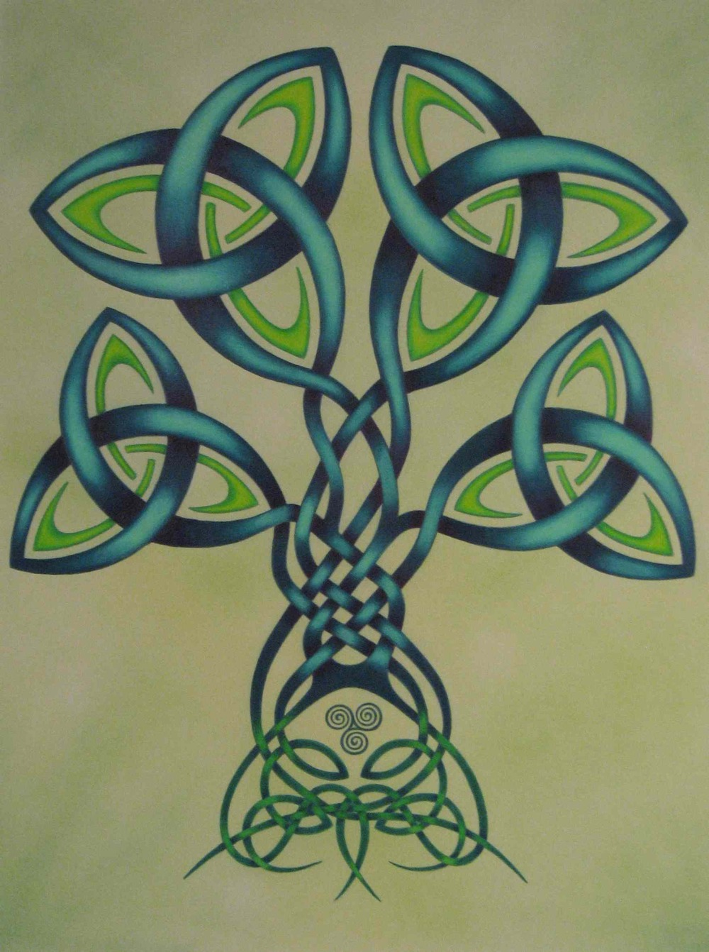 celtic tree