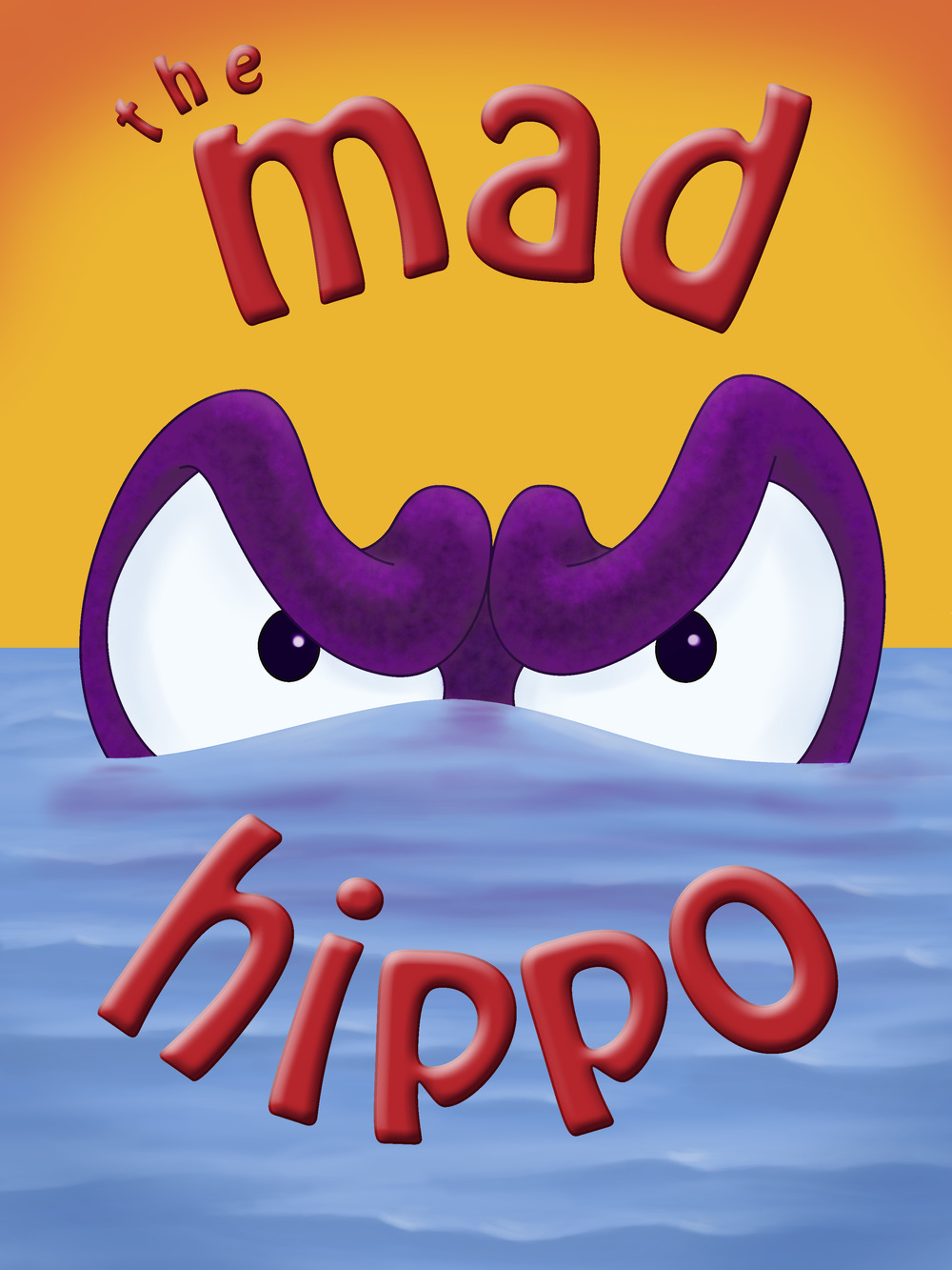 mad hippo title page