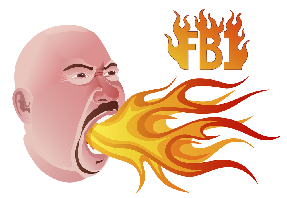 fire breathing idiot