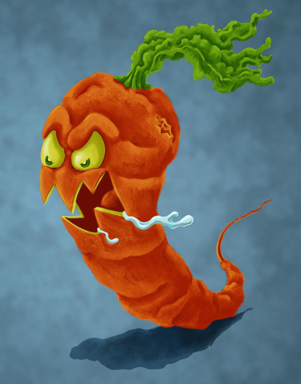 carnivorous carrot