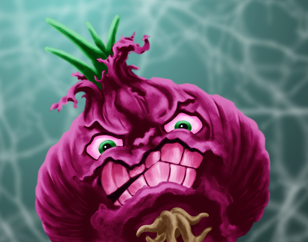 ragin' red onion