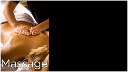Massage at TOMORROWS