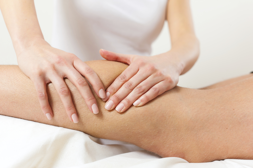 Athletes benefit from off-season massage