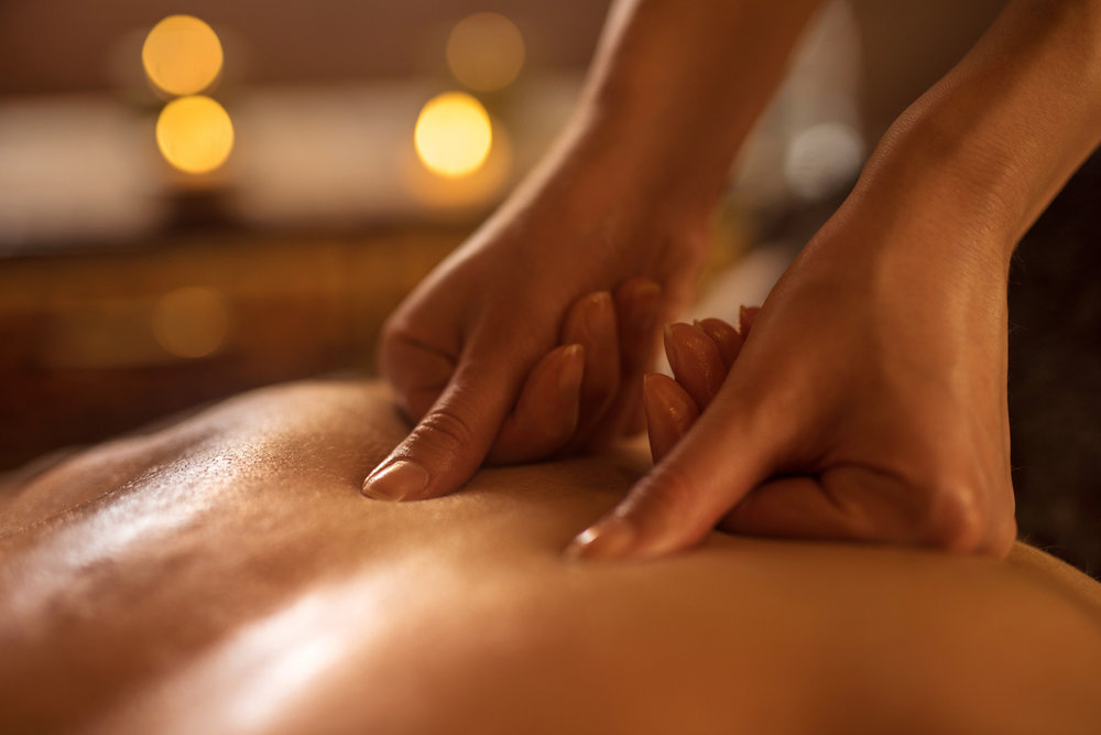 Massage is a key part of body maintenance. Try it!