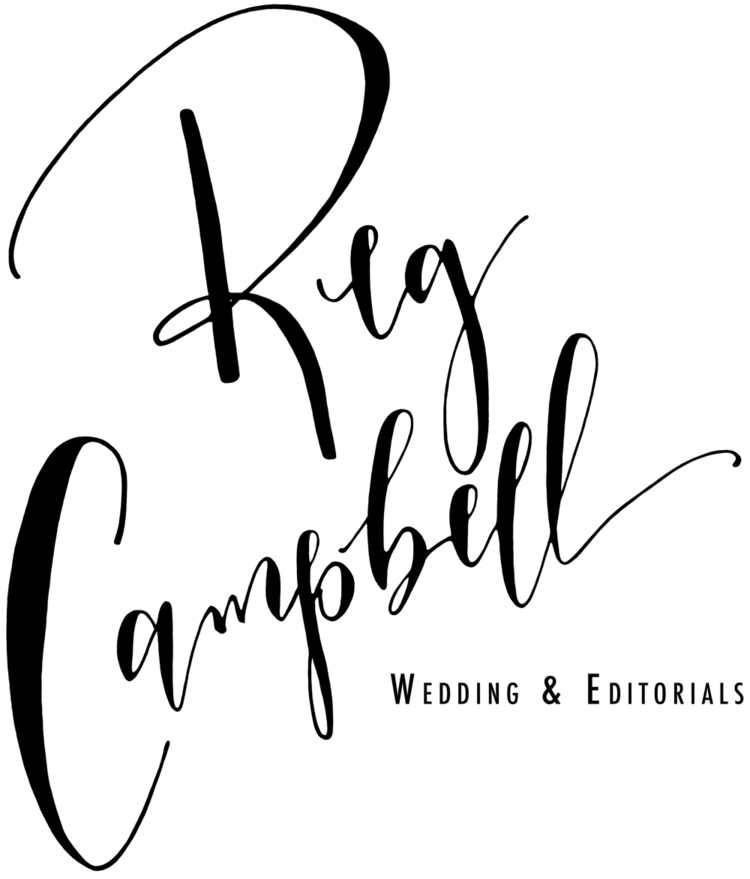 Reg Campbell Wedding & Editorials