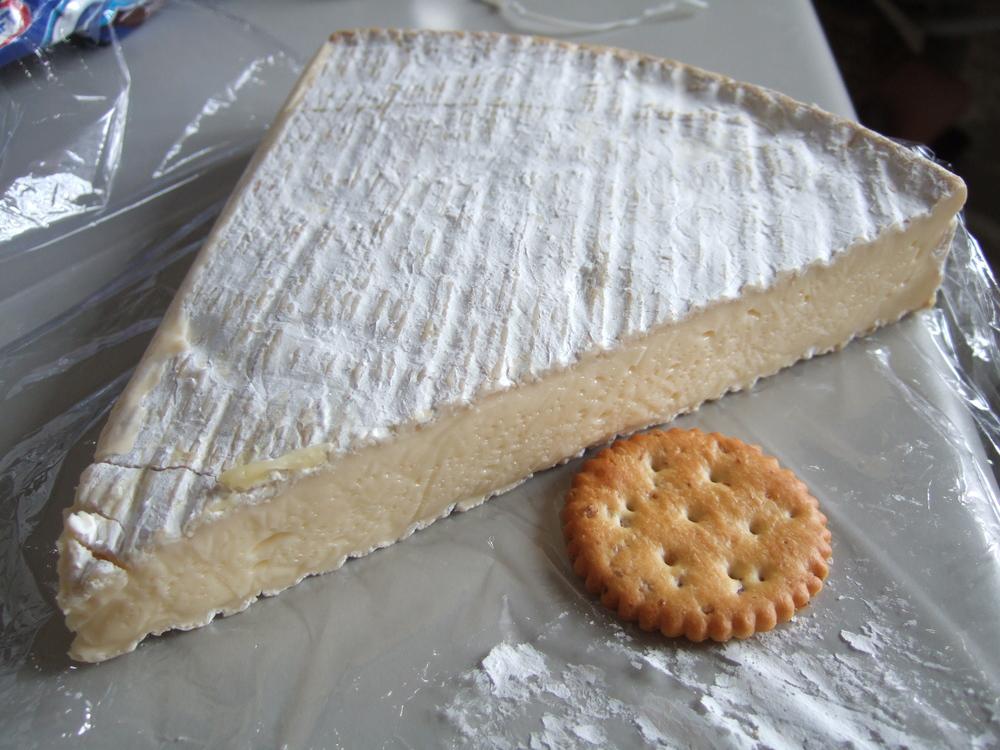 Cheese fresh from Lyon.JPG
