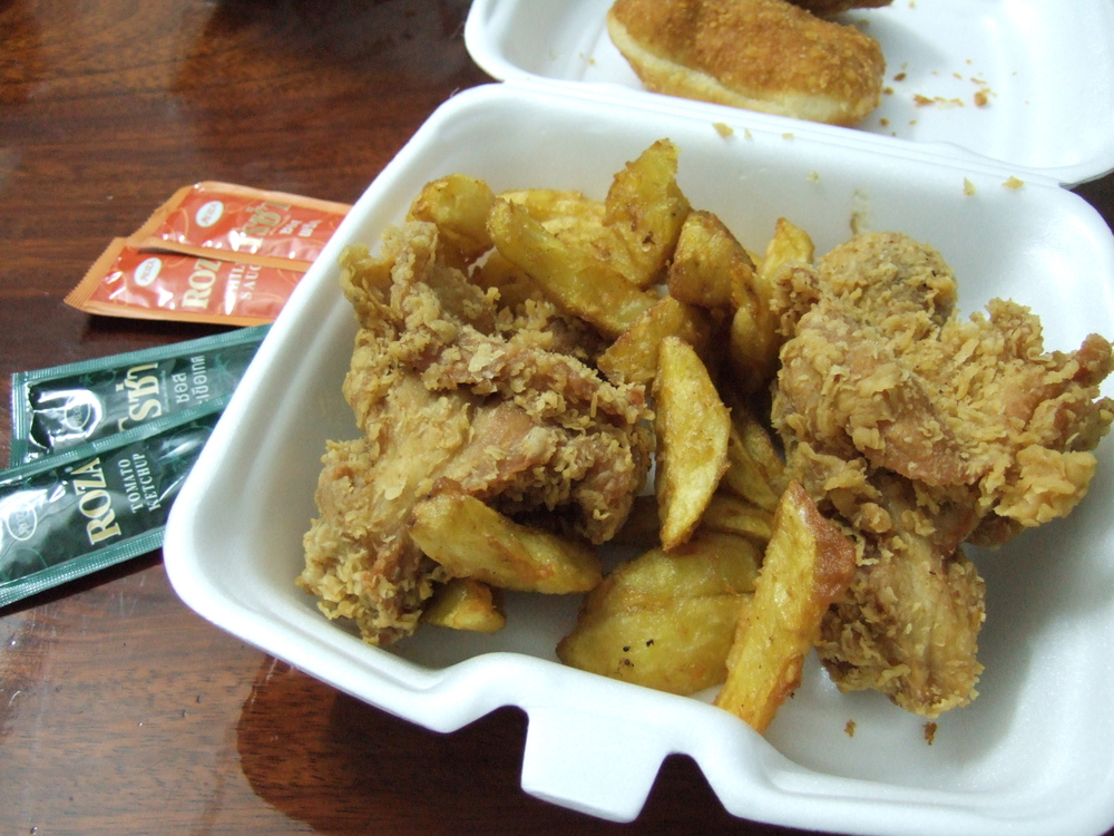 KFC - Kuvieng Fried Chicken