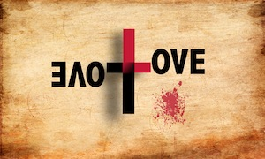 """This is how much God loved the world: He gave his Son, his one and only Son. And this is why: so that no one need be destroyed; by believing in him, anyone can have a whole and lasting life."" - John 3:16"