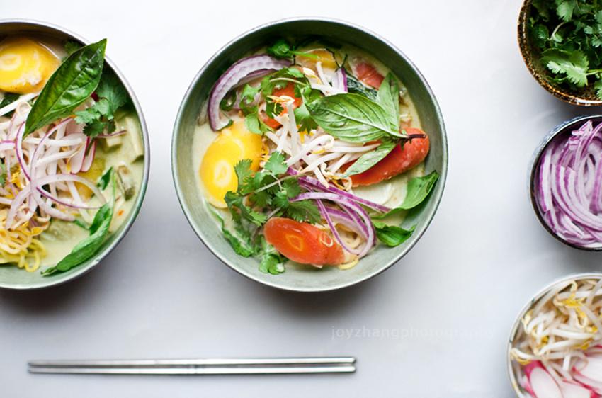 Thai Curry Ramen