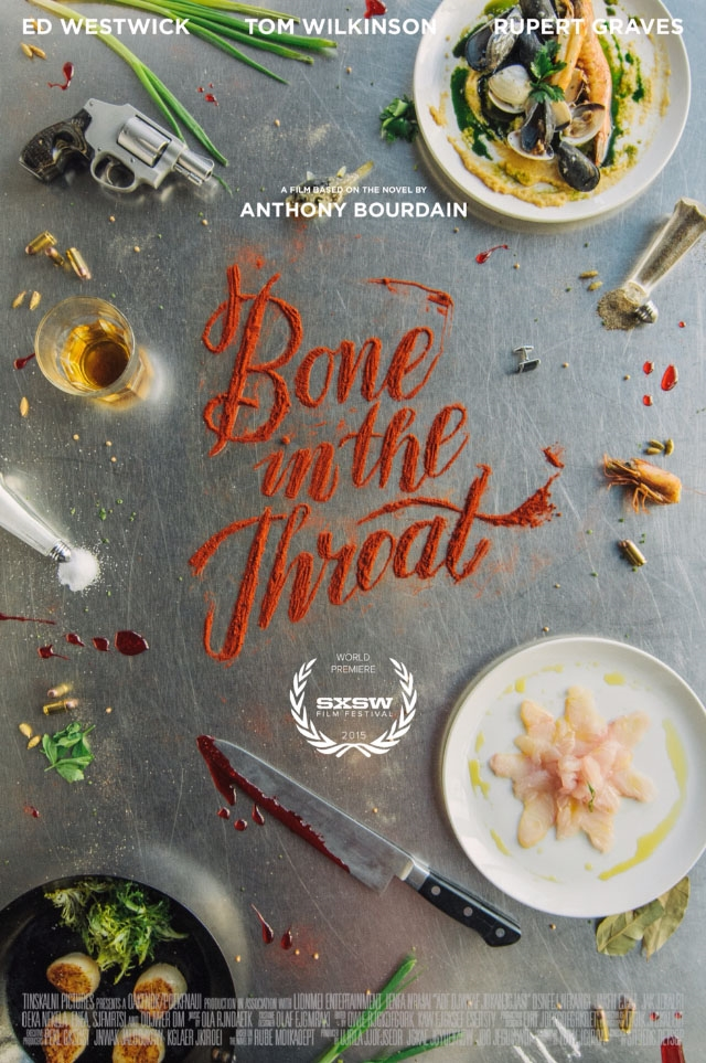 Anthony Bourdain's Bone in the Throat