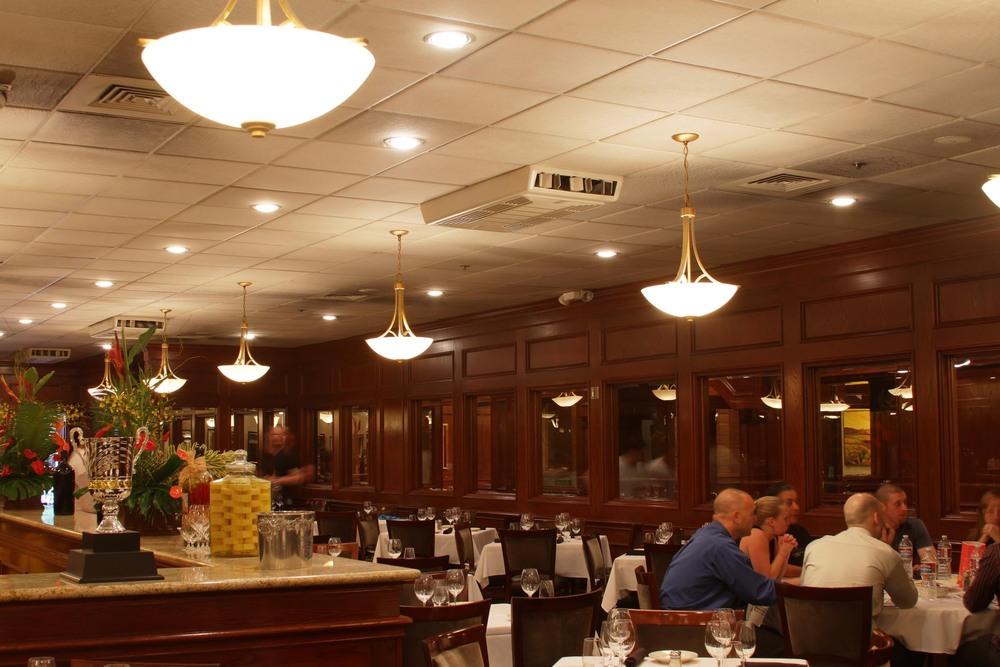 Del Frisco's Restaurant Remodel