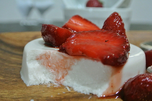 vegan panna cotta with balsamic macerated strawberries detail.jpg