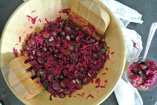 grape-tarragon-beet-raspberry-walnut salad table.jpg