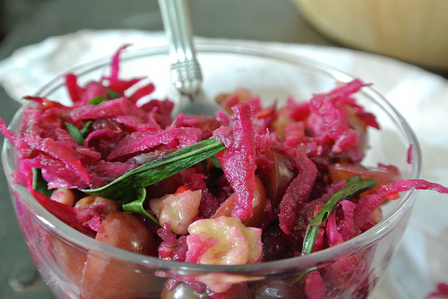 grape-tarragon-beet-raspberry-walnut salad detail.jpg