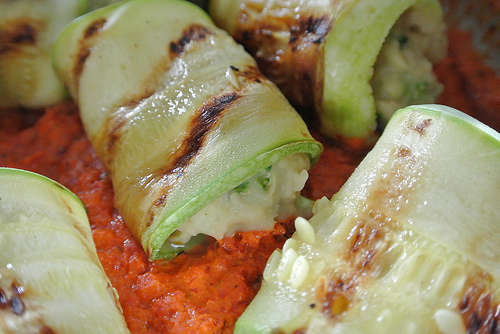 zuchinni rollatini with red pepper sauce detail.jpg