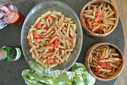 simmer-free savory summer tomato pasta table.jpg