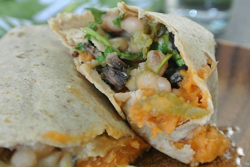 spicy and smoky white bean-tomatillo-sweet potato burrito detail.jpg