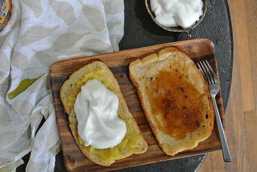 lemon meringue and cinnamon french toast table.jpg